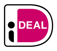 iDeal logo - Betalen via iDeal